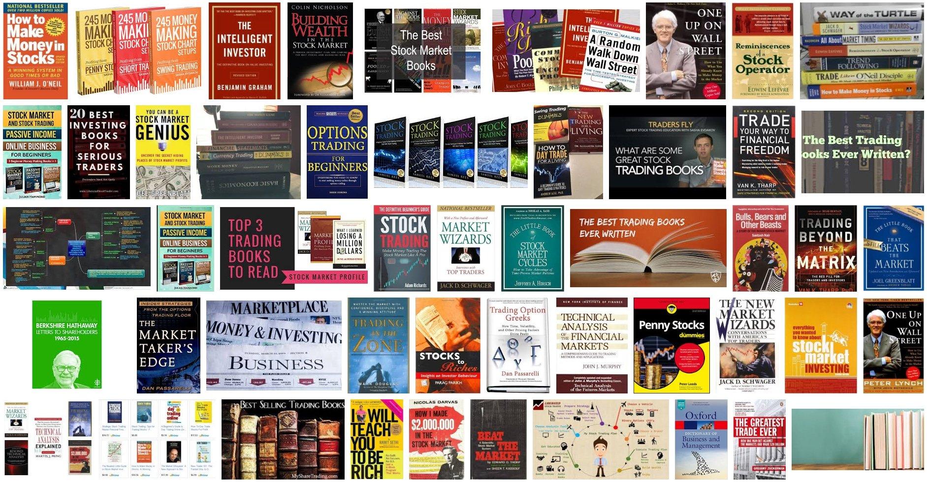 mejores libros sobre trading